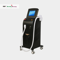 2019 Newest 808nm diode laser hair removal machine / 3 wavelength laser diode machine