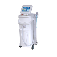 1200W Mirco channel 808nm diode laser hair removal machine / laser diode 808 machine / diodo laser hair removal equipment