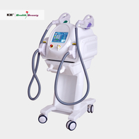 Promotion price UK lamp painless OPT shr hair removal machine