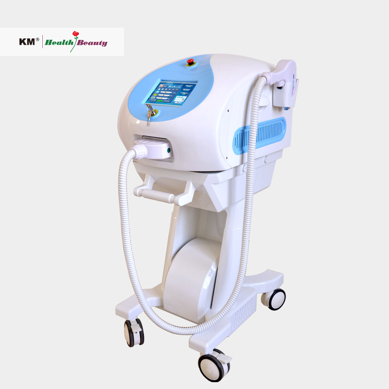 Medical CE approved clinic laser hair removal machine / diode laser 808 machine
