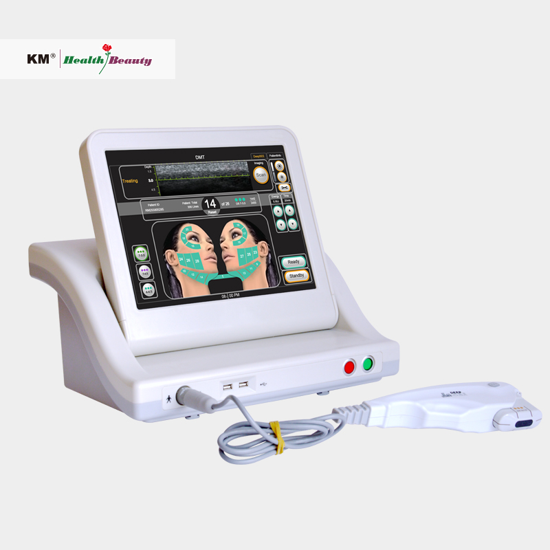 New arrival HIFU face lift, HIFU Machine for skin tightening with 5 heads